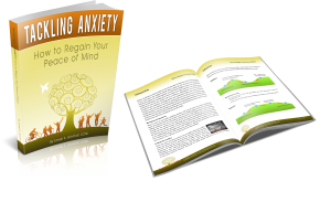 Tackling Anxiety, Self help book cognitive behavioral therapy methods