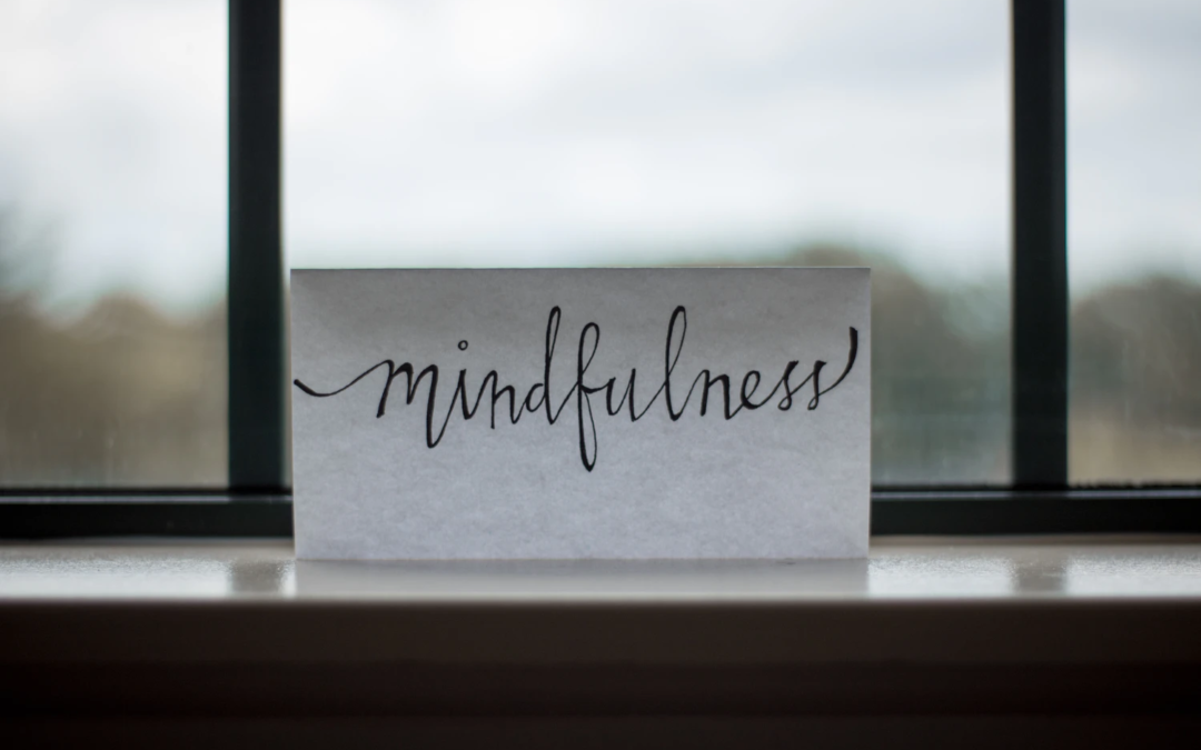 Mindfulness & Anxiety